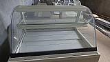 Balcao padaria refrigerado
