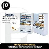 Balcao p/ padaria passa-pao classic   ormifrio