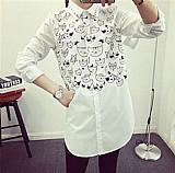 Blusa feminina catcat cod. 1009