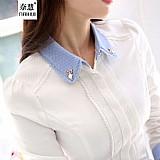 Blusa feminina diamante azul cod. 1011