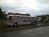 Onibus scania viaggio - 1987