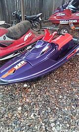 Jet ski yamara vxr pro