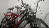 2 bikes/ suporte de parede para 2 bikes/ suporte de carro para 2 bikes