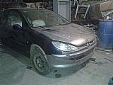 Peugeot 206 batido leia - 2002