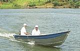 Barcos 4m borda alta pronta entrega financiamos em 12 vezes