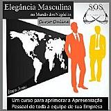 Curso online elegã'ncia masculina no trabalho