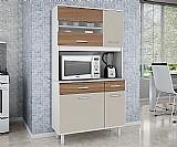 Cozinha madine moveis viena 4 portas - 2 gavetas
