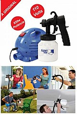 Pistola para pintura com compressor original paint zoom