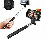 Bastao pau de selfie monopod com bluetouth embutido