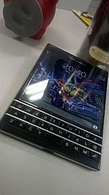 Blackberry passport 32gb novo na caixa