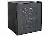 Adega climatizada philco 16 garrafas ph16e - com display multifuncional touch 220 volts