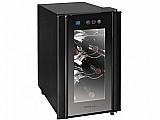 Adega climatizada easycooler 8 garrafas - 4092640045 110 volts