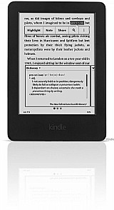 Novo kindle paperwhite wi-fi 3g