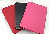 Capa case couro tablet 6 kindle paperwhite kobo amazon