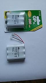 Bateria universal 3, 6v 600mah