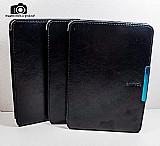 Capa original kindle paperwhite 1g 2g 3g magnetica preta cas