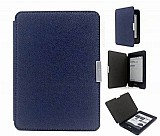Kindle paperwhite slim fit fecho magnetico case rigida