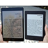 E-reader kindle paperwhite 6 polegadas e wi-fi