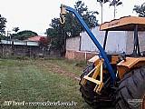 Guincho agricola traseiro metalus gat-1000. novo. capacidade de carga de 1.000 kg.