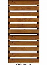 Painel de madeira para jardim vertical - 50 x 97 cm