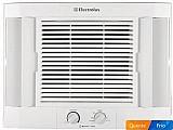 Ar-condicionado de janela electrolux inverter - 7500 btus quente/frio ec07r 220 volts