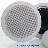 Caixa amplificada para pc   caixa acustica gesso
