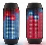 Caixa de som bluetooth  similar jbl pulse portatil bluetooth led radio