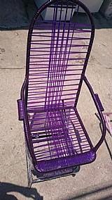 Cadeira de balanco direto da fabrica