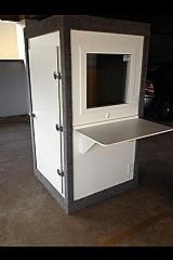 Cabine audiometrica usada em goias