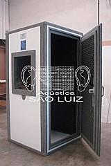 Cabine de audiometria mini