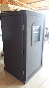 Cabines audiometricas acustica - semi nova