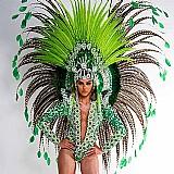 Fantasia de rainhas de bateria,   passistas,   musas de escolas de samba