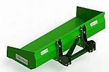 Plataforma basculante 2, 0 m para tratores (patenteado)