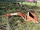 Pa carregadeira / pa traseira / escavadeira implem. agricola