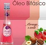Oleo de massagem bifasico