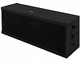 Caixa de som soundbox 8 rms bluetooth - entrada usb e micro sd - vizio va1304 bivolt - preto