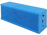 Caixa de som soundbox 8 rms bluetooth - entrada usb e micro sd - vizio va1303 bivolt - azul