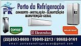Assistencia tecnica porto da refrigeracao