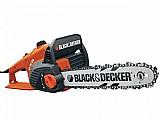Eletro-serra 1850w - black&decker gk1740 220 volts