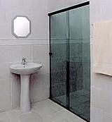 Box vidro p/ banheiro - direto fabrica