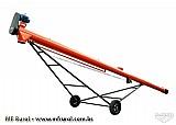 Rosca transportadora chupim - rosca para transporte de grãos,  rosca alimentadora