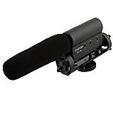 Microfone takstar sgc 598 dslr canon nikon melhor sg 108