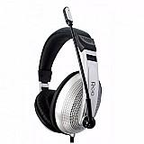Fone de ouvido gamer com microfone headset hs-780 cl