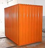 Container obra 8m³ e 12m³ novo