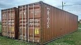 Container 12 m teto normal excelente oportunidade