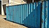 Container deposito - 6metros 20 pes