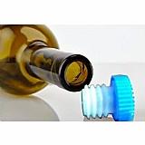 Kit com 70 rolhas de garrafa de plastico serve para litrao