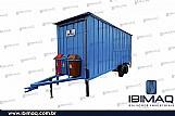 Área de vivencia container/refeitorio container