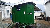 Banheiro agricola movel com area de vivencia para 4 pessoas
