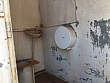 Area de vivencia banheiro agricola onibus autovia